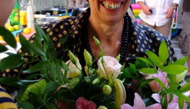Hommage à Anne Houssin