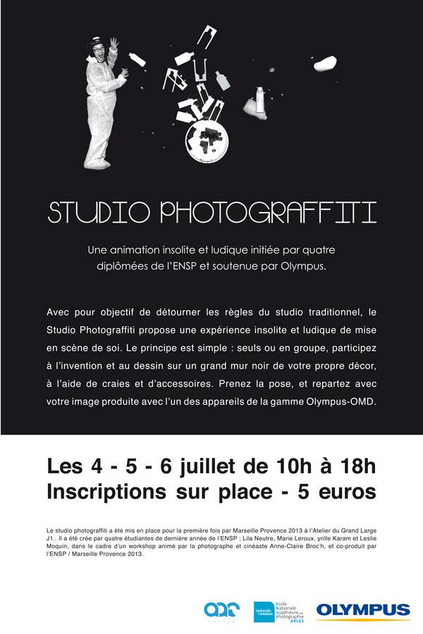 Studio Photograffiti - SYMPOSIUM de l'AAENSP