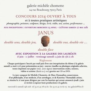 CONCOURS JANUS