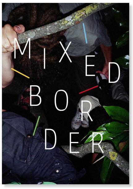 mixed border