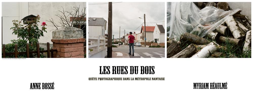 W affiche rues du bois quete phot